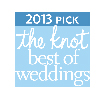 The Knot best of weddings winner 2013