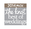The Knot best of weddings winner 2014