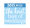 The Knot best of weddings winner 2015
